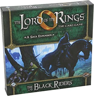 Lord of The Rings LCG: The Black Riders Expansion Card Game