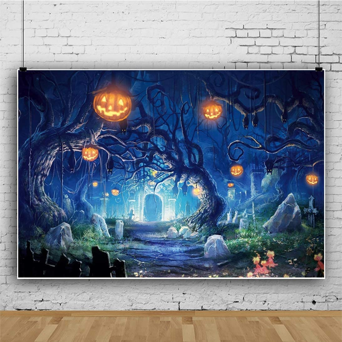 Yeele Creep Max 70% OFF Forest Backdrop for Weird Tw Photography 9x6ft Ranking TOP12 Vinyl