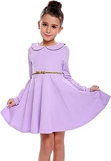 purple dress for girls
