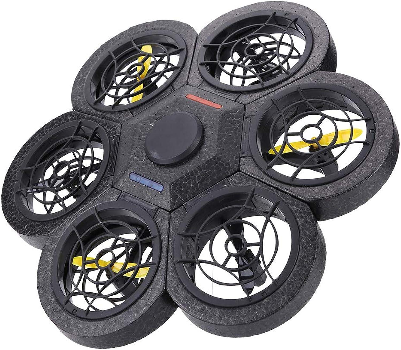 RC Drone Spielzeug, 2,4G 6 Achs Gyro Fernbedienung 4CH Drone Quadcopter