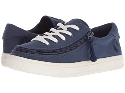 BILLY Footwear Kids Classic Lace Low (Toddler/Little Kid/Big Kid) (Navy) Kids Shoes