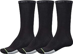 Globe Low Impact Crew Sock 3 Pack
