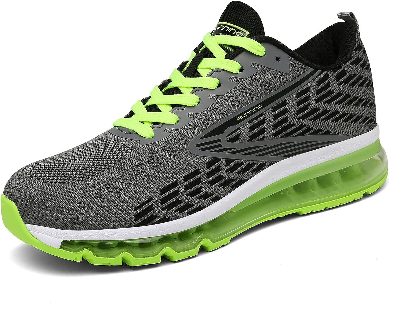frysen Running Opening large release sale Shoes for Men Women Walking Nashville-Davidson Mall S Cushion Comfort Air