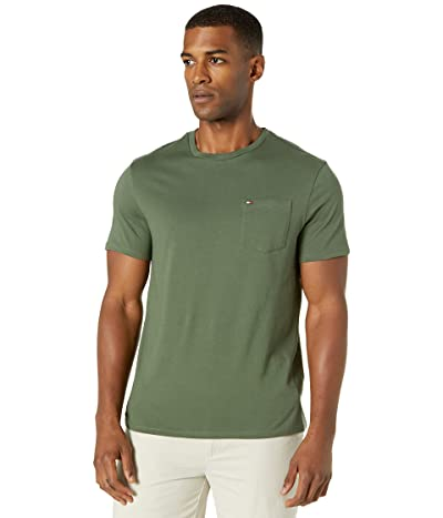 Tommy Hilfiger Short Sleeve Crew Neck T-Shirt with Pocket