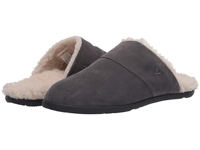VIONIC  Alfons (Charcoal) Mens Shoes