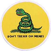 pepe velcro patch