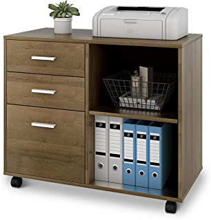file cabinet built in