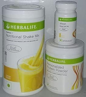 herbalife weight gain package