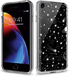 جراب لهاتف iPhone SE (2020) / جراب iPhone 8 / iPhone 7 ، جراب شفاف مقاوم للصدمات والخدوش لهاتف Apple iPhone SE (2020) / iP...