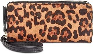 I.N.C. Remmey Leopard-Print Zip-Around Wallet