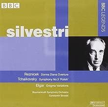 Reznicek: Donna Diana Overture / Tchaikovsky: Symphony No. 3 / Elgar: Enigma Variations