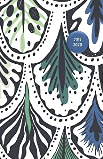 2019 - 2020: 18 Month Academic Planner from JULY 2019 through DECEMBER 2020 with yearly overviews, monthly calendars and w...