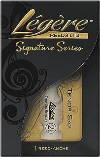legere signature tenor reeds