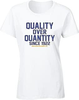 Sigma Gamma Rho Quality Since 1922 Graphic Print T Shirt