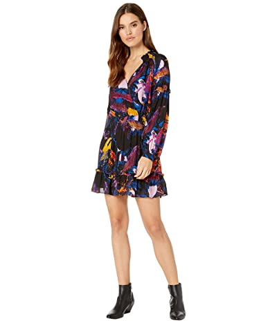 Parker Parma Dress (Wandering Night) Women