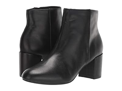 Rockport Total Motion Oaklee Plain Boot (Black Leather) Women