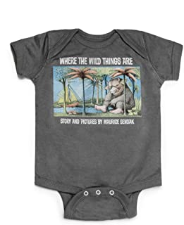 Out of Print Literary and Book-Themed Baby and Infant Bodysuit