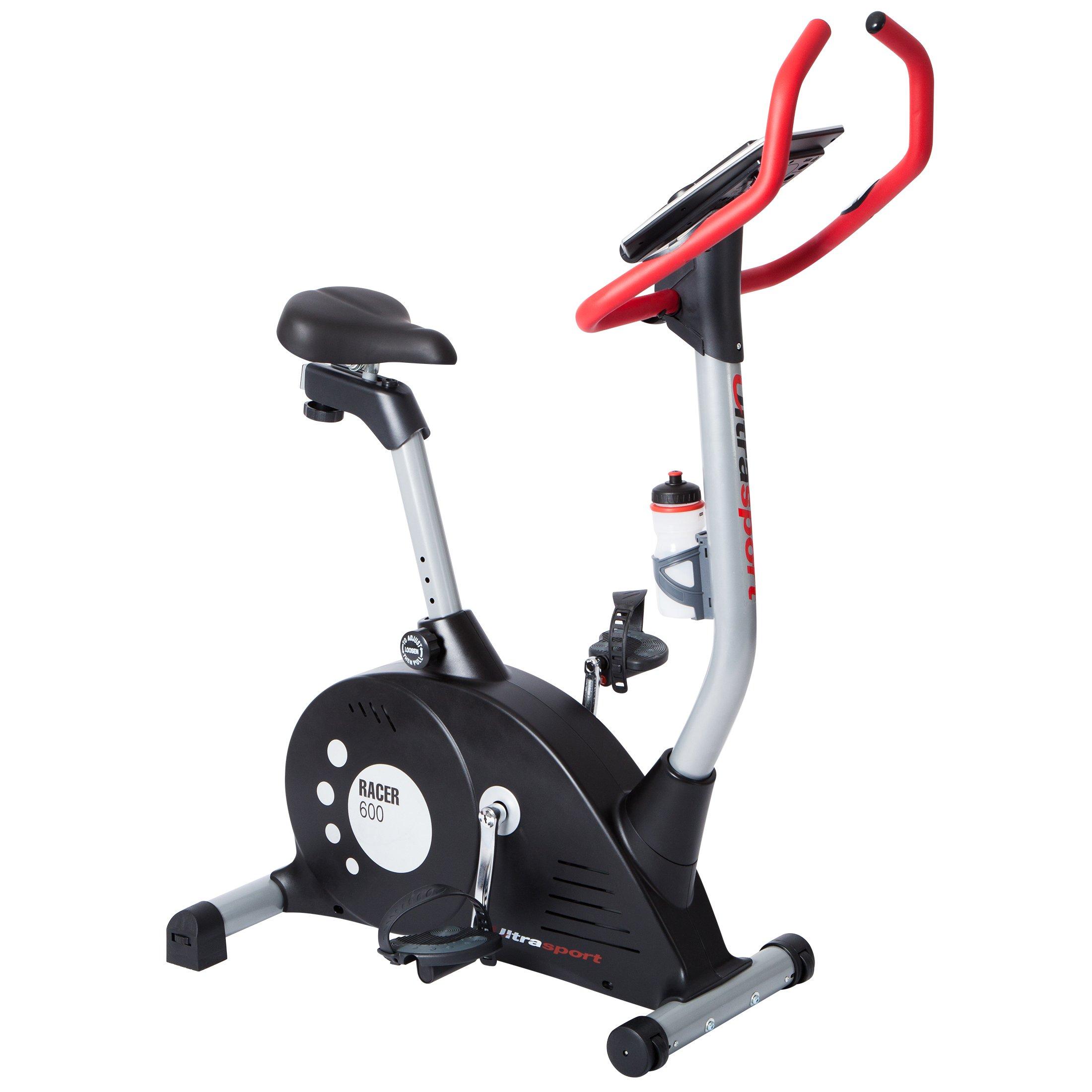 Ultrasport Racer Ergómetro Bicicleta estática fitness, para la ...