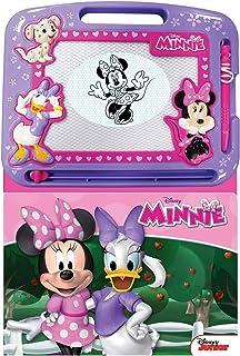 Disney Minnie Écrire Et Dessiner