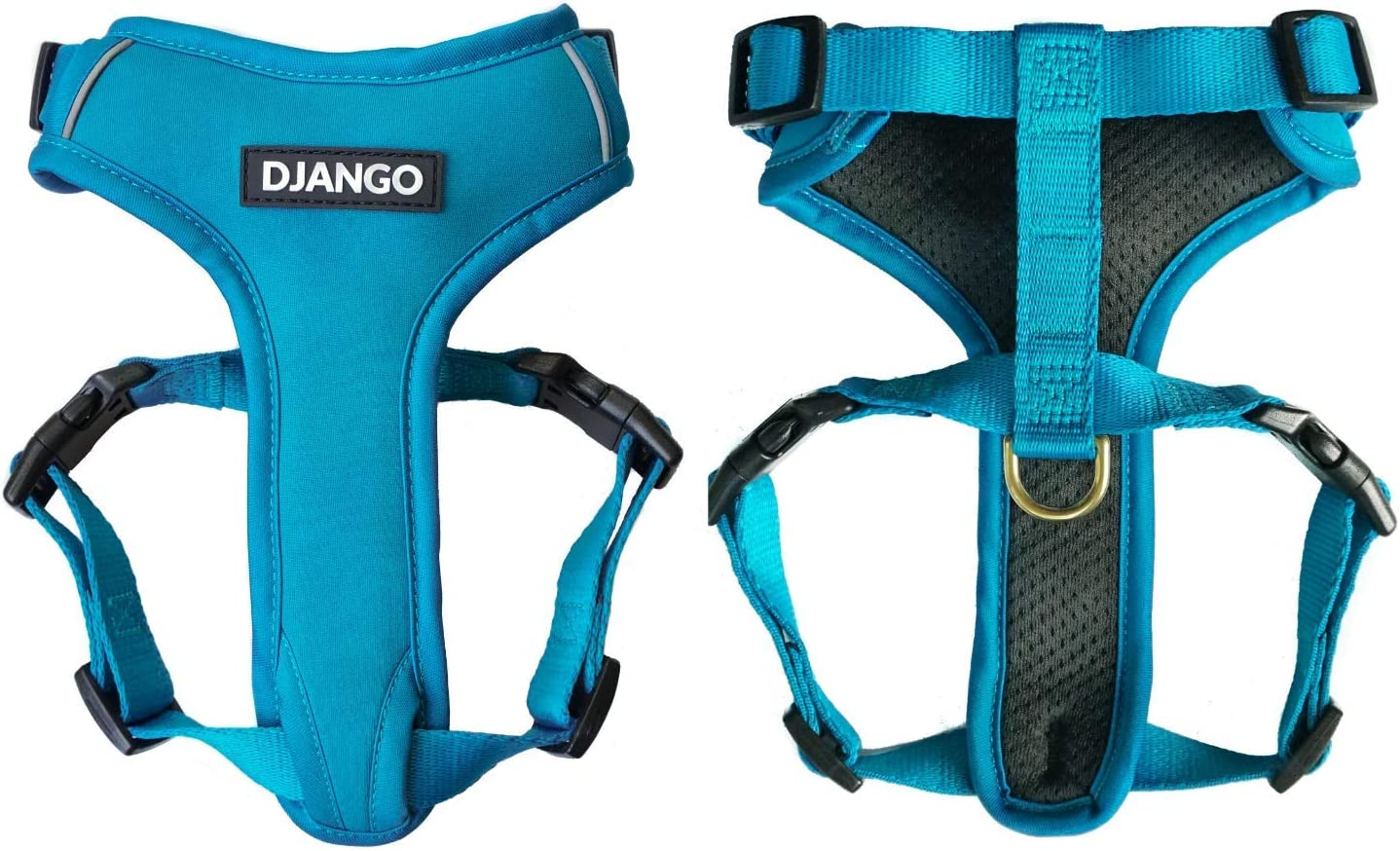 Dedication DJANGO Adventure Dog Harness – Max 71% OFF Comfortable and Durable Re