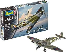 Revell Spitfire Mk.II Model Kit, 1: 48 Scale