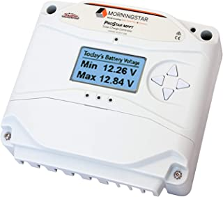Morningstar ProStar MPPT Charge Controller   World Leading Solar Controllers & Inverters