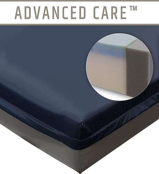 Marathon Advanced Care 80 X 30 X 6 General Patient And ICU CCU Hospital Bed Memory Foam Mattress Several