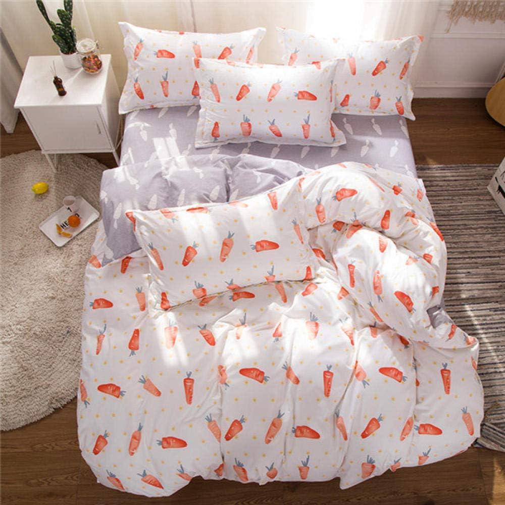 PTBDWOSZ Year-end Popular brand in the world gift 3D Bedding Sets King Duvet Comforter Set Cover Quilt Be