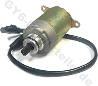 STARTER ENGINE MOTOR CHINESE SCOOTER MOPED ATV 125-150CC GY6-PARTS 4 STROKE TAOTAO
