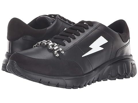 Neil Barrett Metal Runner Sneaker