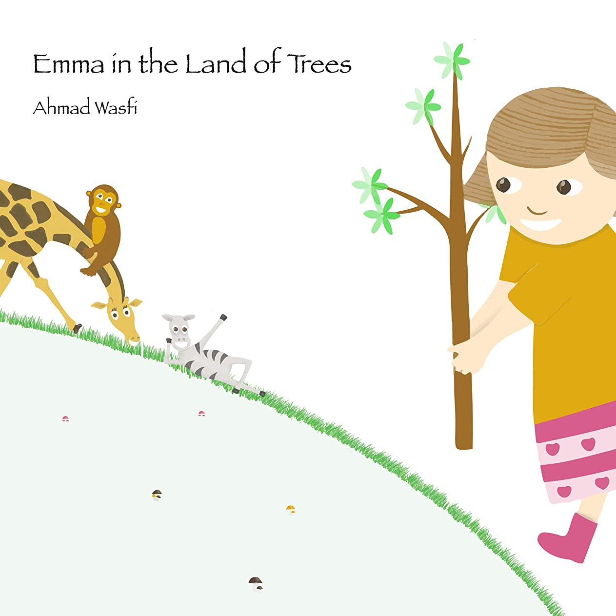 殉教者小川発表Emma in the Land of Trees (English Edition)