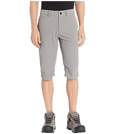 Mountain Hardwear Logan Canyontm 3/4 Pants (Manta Grey) Men
