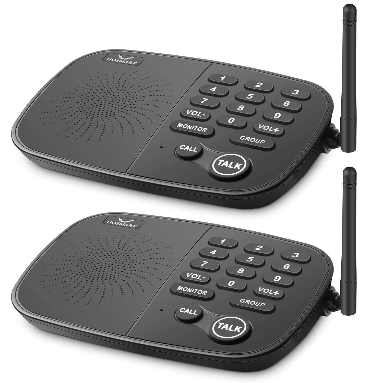 Wireless Intercom Hosmart 10 Channel Security