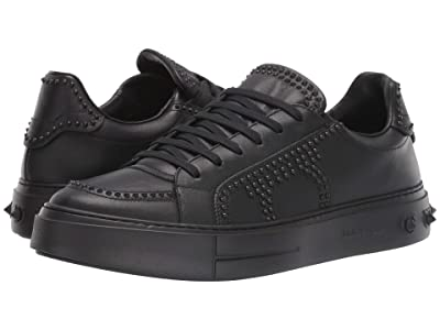 Salvatore Ferragamo Tristan Sneaker (Black) Men
