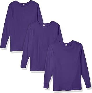 AquaGuard Boys AQU-LA6201-3PK #N/a Long Sleeve T-Shirt