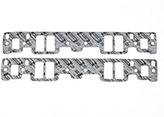 Mr. Gasket Mr. Gasket Intake Manifold Gasket, 1.31 x 2.37 x 1/8-Inches, 2 Per Set