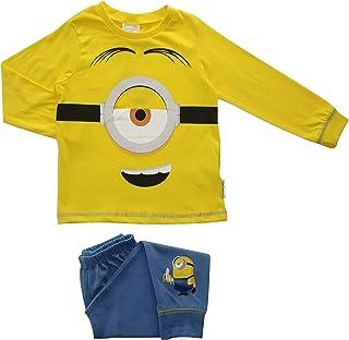 Pijama de Minions Face para niños