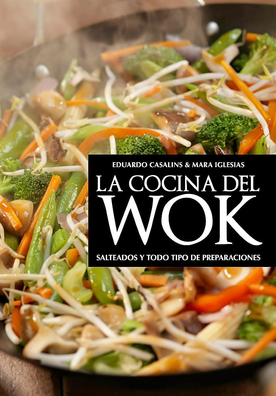 La cocina del wok (Spanish Edition)
