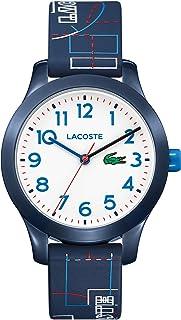6b54c6f53d Lacoste Mixte Enfant Analogique Quartz Montres bracelet avec bracelet en  Silicone - 2030008