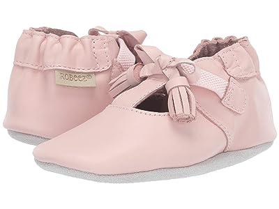 Robeez Meghan Soft Sole (Infant/Toddler) (Pink) Girl