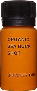 Organic Sea Buckthorn Shots (Box of 30 x 1.4 fl oz Shots) - Rich in Omega-7 and Vitamin C - Immunity