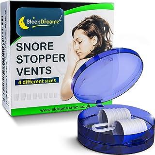 comprar comparacion Antironquidos Dilatador Nasal SleepDreamz – Solucion para ronquidos – Diseñados Científicamente para Detener los Ronquidos...