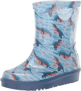 UGG Kids' T Rahjee Desert Dino Rain Boot