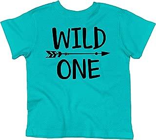 wild one birthday shirt