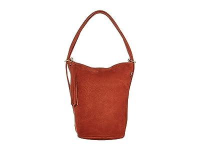 Hobo Blaze (Cinnabar) Shoulder Handbags