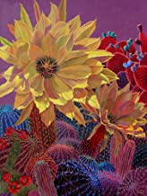 Yellow Cerus by Sharon Weiser Art Print, 18 x 24 inches