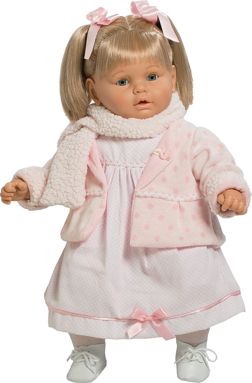 venta mundialmente famosa en línea Berbesa berbesa803662cm berbesa803662cm berbesa803662cm bebé muñeca Llora para Eliminar su Chupete  100% precio garantizado
