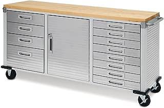 Seville Classics UltraHD 12-Drawer Rolling Workbench