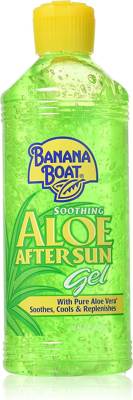 Banana Boat Aloe Denver Mall Sun Gel After Save money