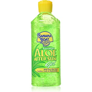 Banana Boat Soothing Aloe After Sun Gel, 16 oz